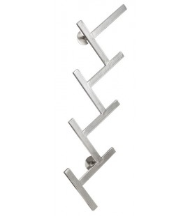 PERCHERO DE PARED METAL CANENCIA