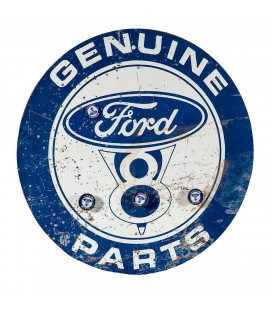 PERCHA DE PARED METAL FORD PARTS