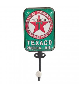 PERCHERO DE PARED METAL TEXACO