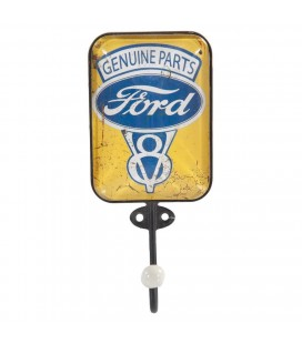 PERCHERO DE PARED METAL FORD