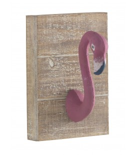 PERCHERO DE PARED INDIVIDUAL FLAMINGO